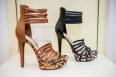 We've got Jessica Simpson! These hot platform sandals for spring are available in the Shoe Boutique